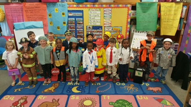 VGE Preschool Community Helpers