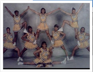 Keith High, 97-98 Champion Cheerleading Team