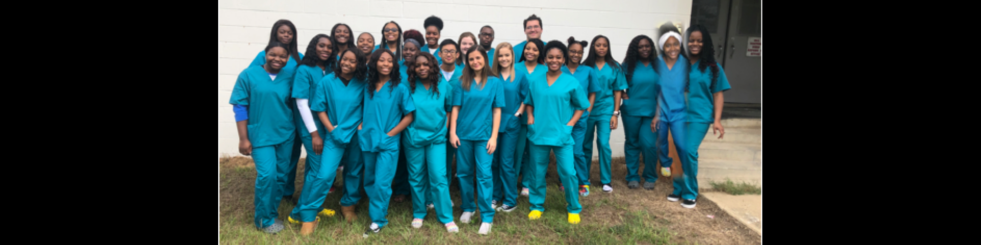 Keith High First Year, Career Tech Nursing Sophomores