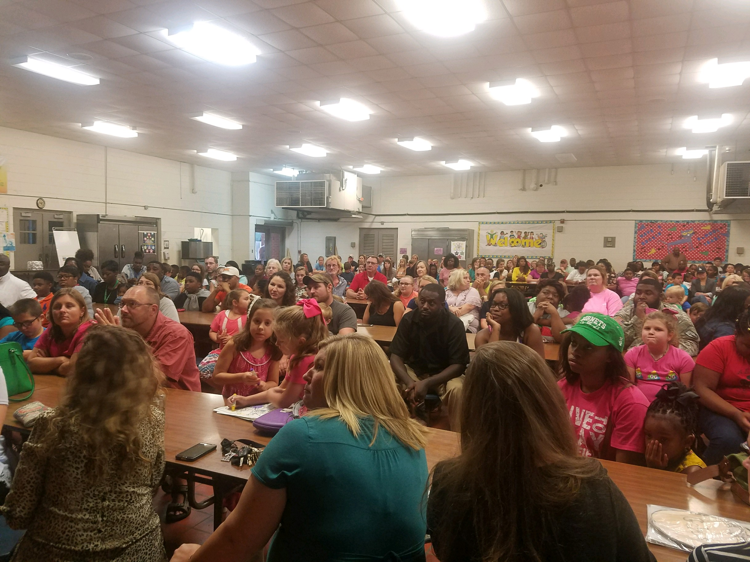 VGE First PTO Meeting