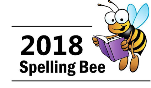 Image result for 2018 Spelling Bee clipart