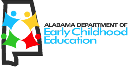 Pre-K logo for Alabama Department of Early Childhood Education